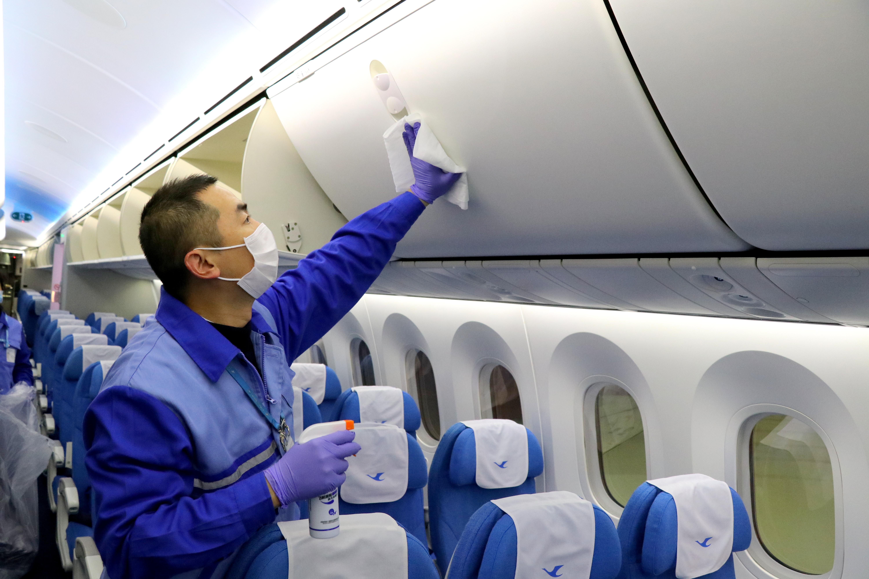 hygiene on board