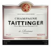 Picture of Taittinger Brut Reserve.